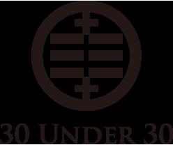 30UNDER30ロゴ